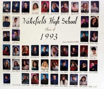 Wakefield Graduating Class of 1993